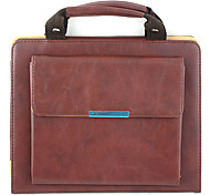 Multifunction Auto Sleep and Wake Up Briefcase Bag with Stand for iPad 2/3/4