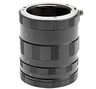 Aleación de aluminio Tubo de extensión Macro Ring para OLYMPUS (m4 / 3)