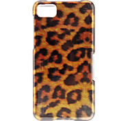 Estampado leopardo desmontable nuevo caso para Blackberry Z10
