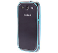Transparent Bumper Cover Case for Samsung Galaxy S3 i9300