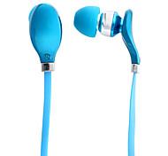 CK-880 estéreo de ouvido de metal fone de ouvido para celular da Apple, iPad, PC, tablets, MP3