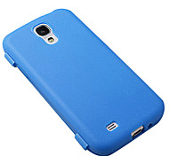 S Logo Silicone Back Flip TPU Case for Samsung Galaxy S4 I9500