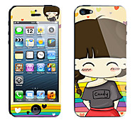 Candy Girl Film decorativa para iPhone 5