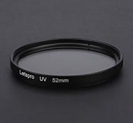 52mm Filtro UV para Canon Nikon Lens