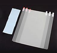 3 Stück Displayschutzfolie für Samsung Galaxy Tab 2 P5100