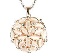 Z&X®  Petals opal necklace
