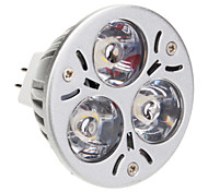 Luces Dirigidas (Blanco cálido MR16 1 W AC 12