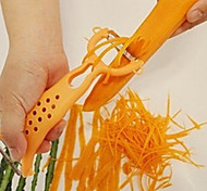 Vegetable Fruit Peeler Julienne Cutter Slicer Kitchen Easy Tools Gadgets Helper ,Random Color