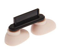 30pin Style Cool Shoe Shaped Light Pink Stand for iPhone 4/4S and Others