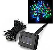 22M Solar Power 200 Multicolor LED Fairy String Light Lamp Xmas Party Wedding Garden Decor
