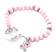 Z&X®  Pink Pearl Bracelet