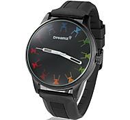 DZ07SC01G The Fashion Leisure Silica Quartz Watch