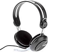 LPS-1013 graves profundos design confortável fone de ouvido estéreo