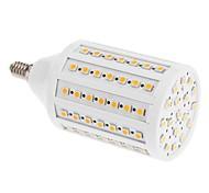 E14 20W 102 SMD 5050 LM Тёплый белый T LED лампы типа Корн V
