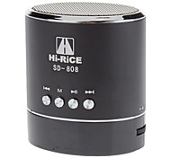 Mini Speader Audifier con FM Radio/MP3 MP4 Player (Negro)