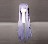Dangan Ronpa Kyoko Kirigiri Light Purple Cosplay Wig