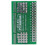 Aplomb-boards SOIC32 Adapter for (For Arduino) (Works with Official (For Arduino) Boards)
