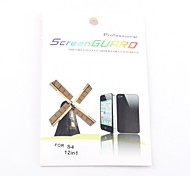 12X Clear Front Screen Protector for Samsung Galaxy S4 I9500