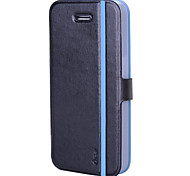 double color flip pu flip cover with multifuntional protect