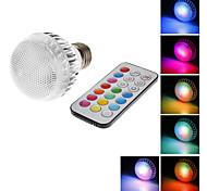 Globusbirnen RGB E27 - 8 W