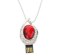 Gem Necklace Función USB 16 GB Flash Drive