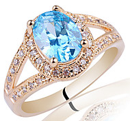 Oval Cut tone Claic Dre Ring Gold Plated terling ilver Band Engraving z