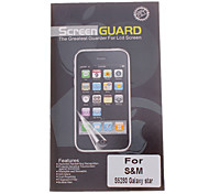 Professional Clear Anti-Glare LCD Screen Guard Protector for Samsung Galaxy Star S5280