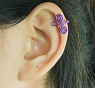Unisex Stud Earrings(6pcs Per Package)
