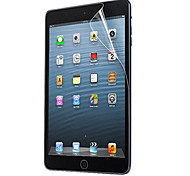 Hohe Transparenz PET Werkstoff LCD Screen Protector mit Reinigungstuch für iPad mini