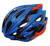 Unisex Road / Half Shell Bike helmet 24 Vents Cycling Cycling / Mountain Cycling / Road Cycling / Recreational Cycling PC / EPSRed /