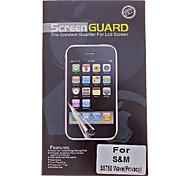 Confidentialité Anti-Spy écran Protecteur d'écran pour Samsung S5780 Film Vague