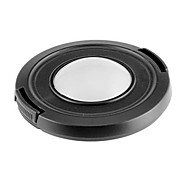 55 mm Camera White Balance Lens Filter Cap (Black)