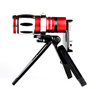 12.5X Zoom Telephoto Lens with Case and Tripod for iPhone 4/4S