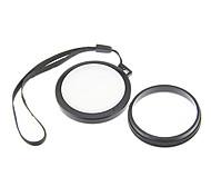 (Mennon) 52 milímetros White Cap Lens Balance para DV DC CameraVLE-155924