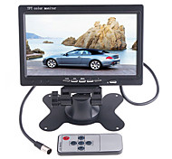 7 Inch Color TFT-LCD Car Rearview Monitor for DVD Camera VCR