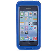 Stylish Solid Color Frame Universal Waterproof Underwater Pouch with Strap for iPhone 4/4S/5/5S and Other (Assorted Colors)