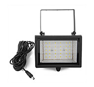 Solar Power Ultra Bright 30-LED Garden Flood Spot Light Lawn Cool White Lamp