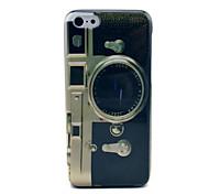 Camera Design Hard Back Case for iphone 5C