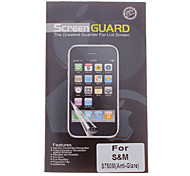 Professional Matte Anti-Glare LCD Screen Guard Protector for Samsung Galaxy Discover S730M/S750M