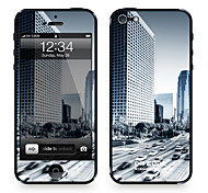 "Da-Code ™ Skin für iPhone 4/4S: ""Los Angeles Rush Hour"" (City Series)"