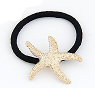 Sweet Style Sea Star Hair Ties