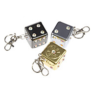 Metal Mini-Color Ashtray Key Rings (Assorted Color)