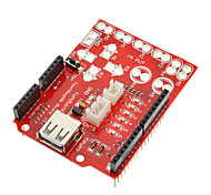 Makey Touch Key USB SHIELD Analog Touch Keyboard