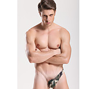 Hombres Ultra Sexy individual camuflaje Side G-strings