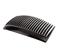 Fashion Multicolor Hair Combs For Women(Black And Golden)