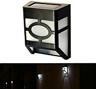 Legal luz branca brilhante LED Solar LED Lanterna Solar Powered LED Wall Light