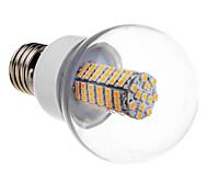 Bombillas LED de Globo E26/E27 7W 118 SMD 3528 620-640 LM Blanco Cálido / Blanco Fresco AC 100-240 V