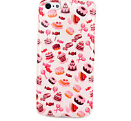 Candy Cake Soft TPU Gel Case for iphone 5C