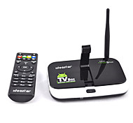 IdeaStar BX09 Четырехъядерный процессор для Android 4.2.2 Google TV Player 2GB RAM16GB ROM 5.0MP Cam Mic Bluetooth