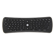 UKB-90-RF 2.4Ghz Wireless Mini Fly Air Mouse Wireless Keyboard with IR Remote keyboard for TV Box/PC
